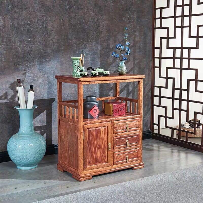 新中式储物柜
