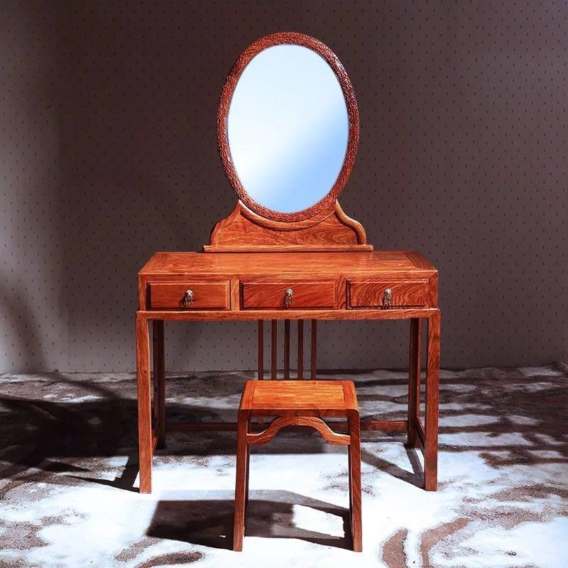 中式梳妆台